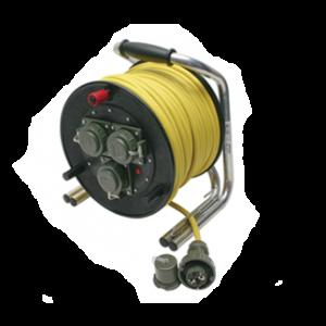 الکتریک ، سیار ، سبک، ایمن ، حفاظت,کابل سیار ایمنی جهت استفاده در آتش نشانی