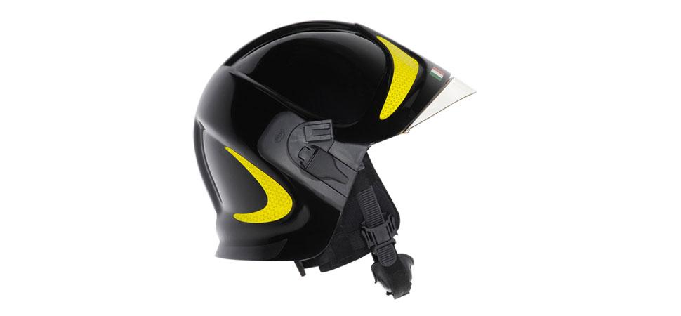 کلاه آتش نشانی SICOR - VFR 2009با استاندارد EN 443:2008