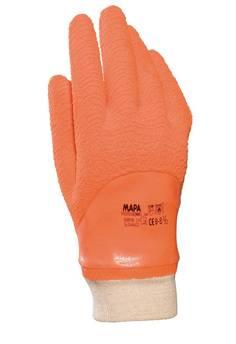 دستکش ایمنی صنعتی MAPA Harpon 319