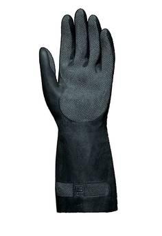 دستکش ضد لغزش و مواد شیمیایی MAPA _ Techni-Mix 415