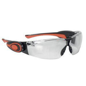 عینک ایمنی با چراغ JSP Stealth™ 8000 LED Clear Anti-mist lens